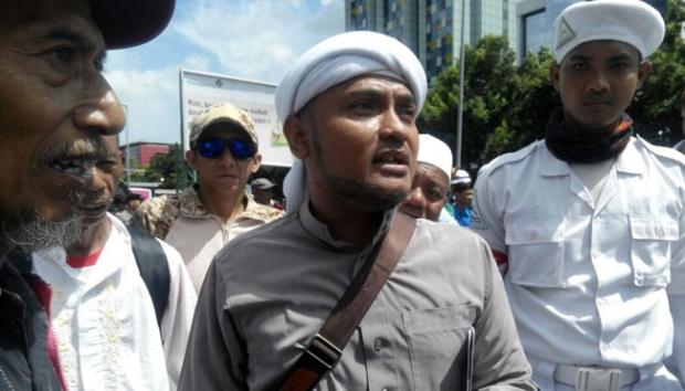 Beredar Undangan Jumpa Pers Tandingan Dari Presidium 212 Perihal Pertemuan Dengan Jokowi, Ini Respon Tegas Kubu PA 212