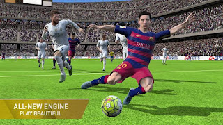 Download FIFA 16 Official v3.2.113645 HBR Android
