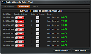 Bot Echo of Soul Bot v1.9.9.4 for Server Indonesia, North America, Europa, Korea, China, and Thailand