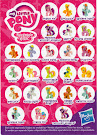 MLP Wave 12 Pepperdance Blind Bag Card