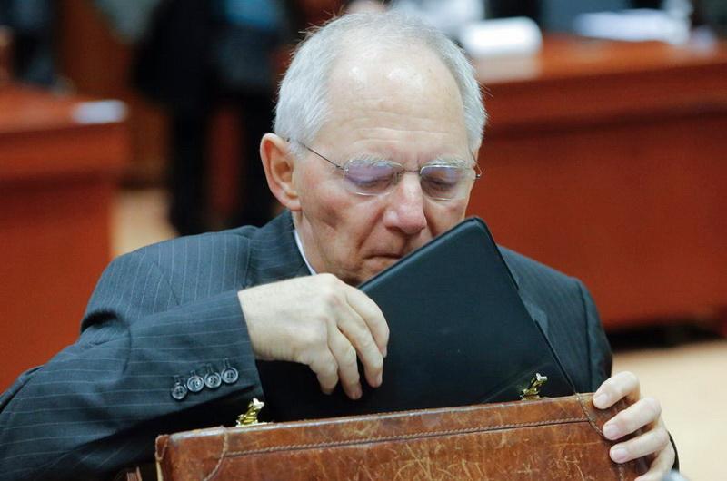 Η «κληρονομιά» Σόιμπλε: Ένα ιδιότυπο Grexit από την πίσω πόρτα...