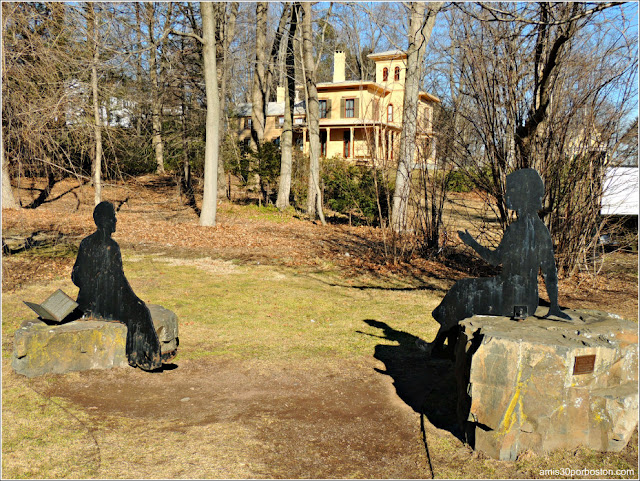 Emily Dickinson Museum en Amherst