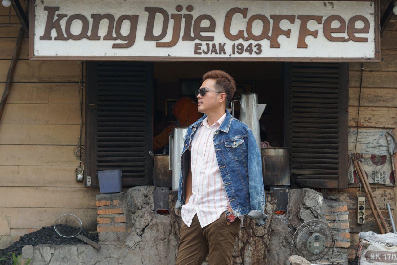 KONG DJIE COFFEE