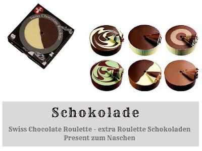 Roulette Schokolade