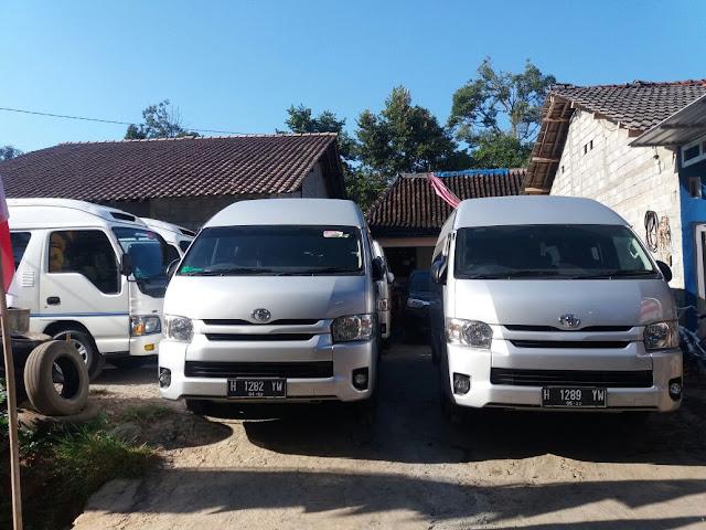 Sewa / Rental Mobil Hiace Semarang - Sewa Rental Mobil Semarang