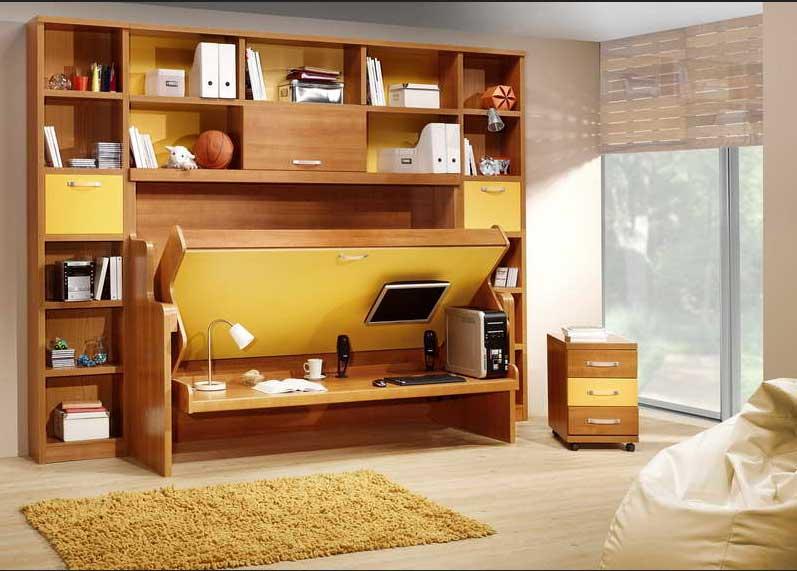 Muebles para dormitorios juveniles peque os dormitorios for Dormitorios pequenos juveniles