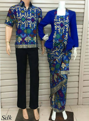 Model Kebaya kutu Baru Couple