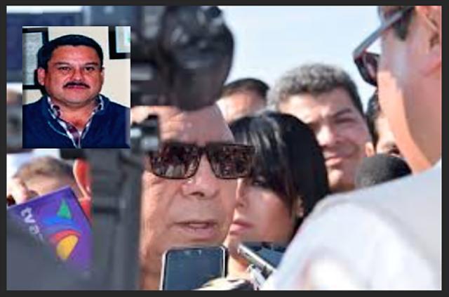"""REVELAN GENERAL JEFE de """"MINISTERIALES"""" PROTEGE a COMANDANTES"""