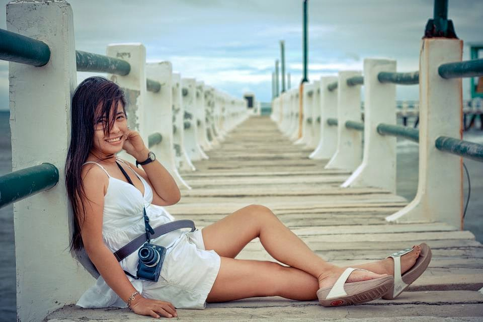 Bontay Baywalk, Bantayan Island