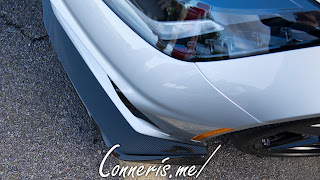 2019 Chevrolet C7 Corvette ZR1 Canard