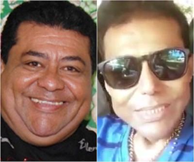 Bastante magro, Edson Lima, da Gatinha Manhosa, fala sobre estado de saúde