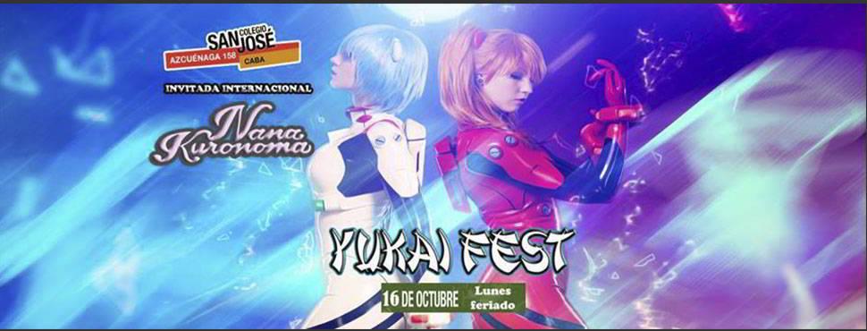 Yukai Fest Octubre 2017