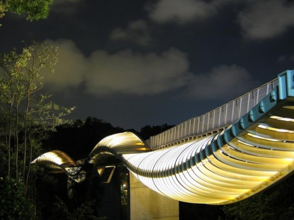 Henderson Waves Bridge, Singapore by Kok Leng Yeo