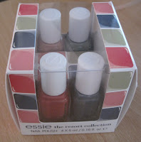 Essie Resort Collection Summer 2011