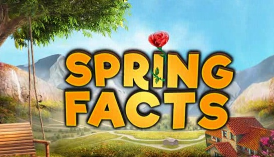 Hidden4Fun Spring Facts
