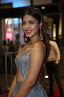 Rhea Chakraborty in a Sleeveless Deep neck Choli Dress Stunning Beauty at 64th Jio Filmfare Awards South ~  Exclusive 094.JPG