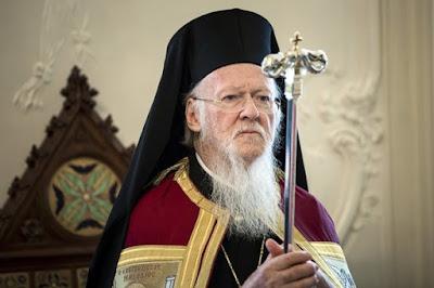 Варфоломій зробив заяву щодо помісної церкви в Україні