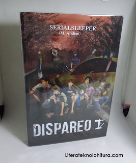 dispareo 1 front cover