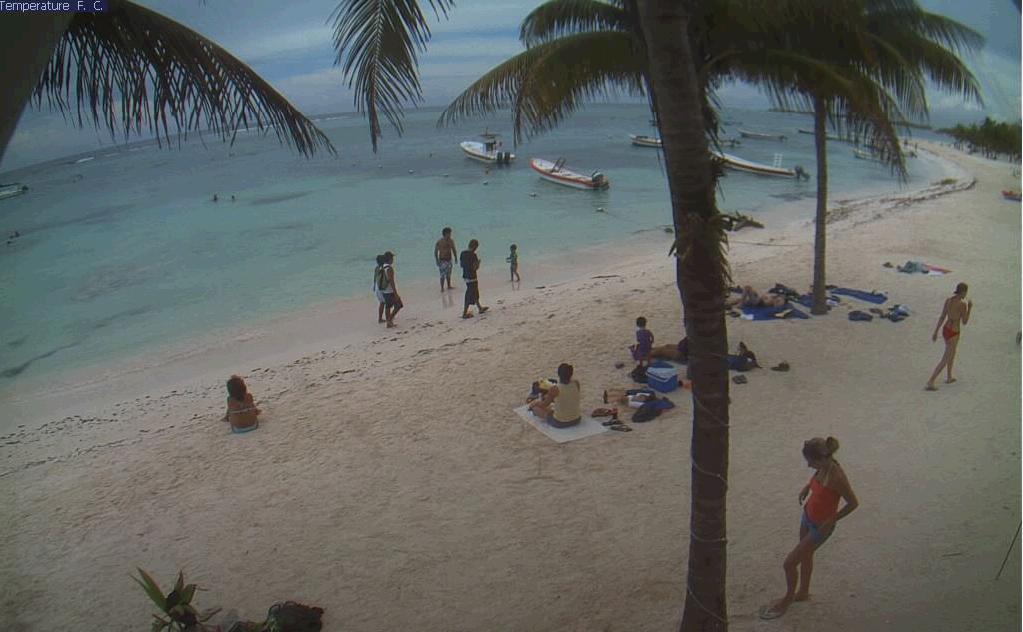 Live webcams Cancun (Mexico) - Top-10 webcams!  Mexico Beach Camera