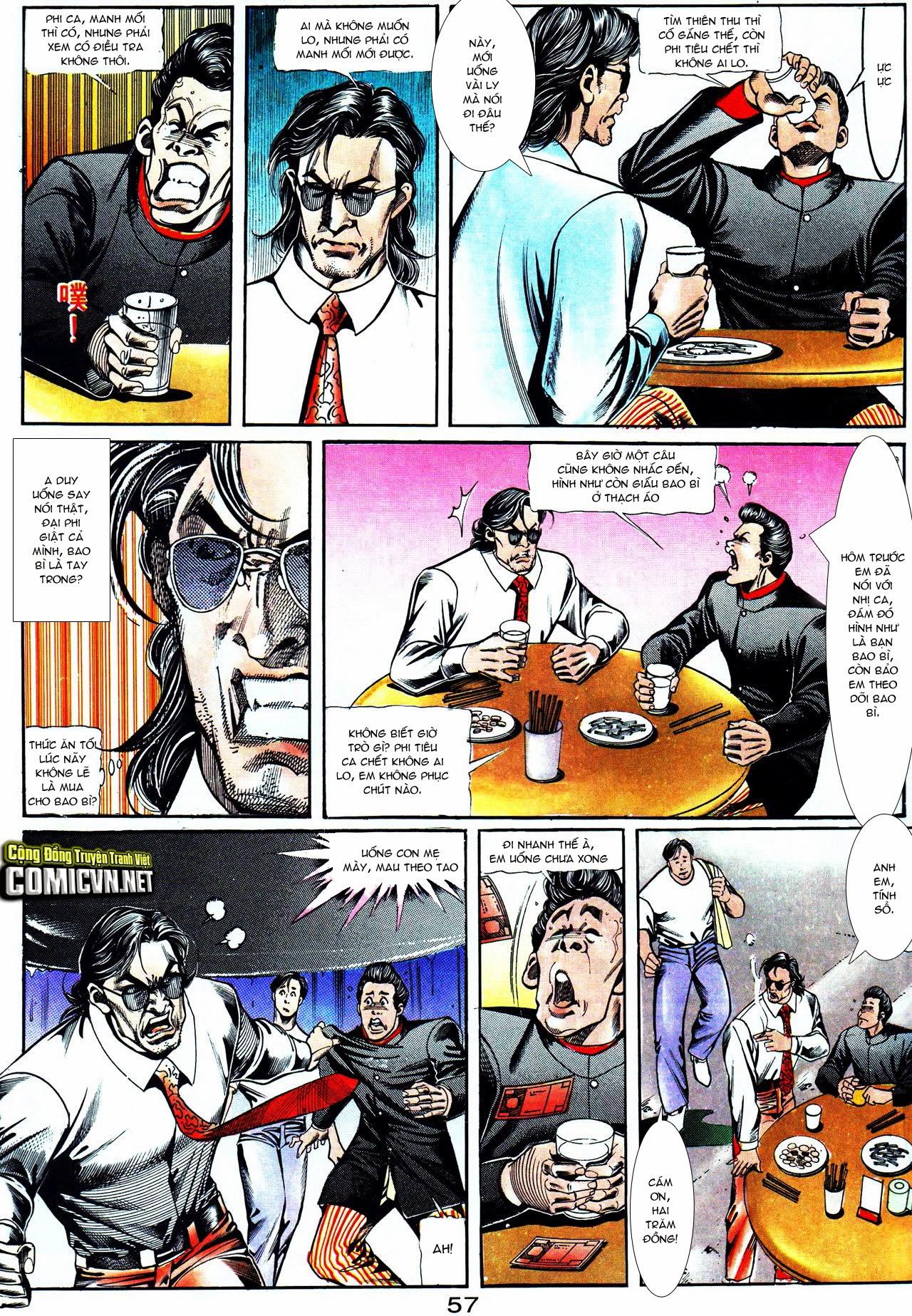 Người Trong Giang Hồ chapter 112: nhân sinh trang 28