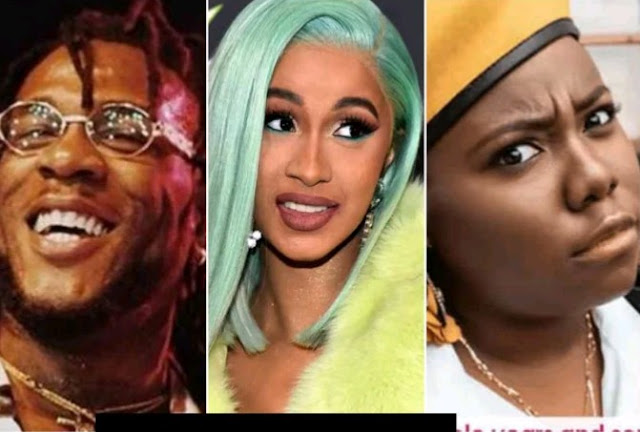 Burna Boy, Teni, Mr Eazi Competes With Int'l Artistes For BET 2019 Awards Nominations