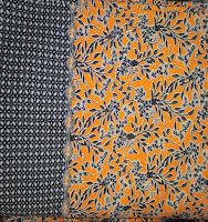 Kain Batik Prima Kuning [4638]