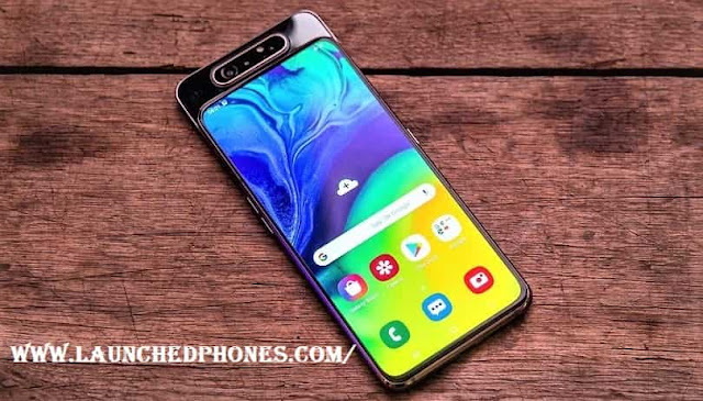 Samsung Galaxy A80 specs and features