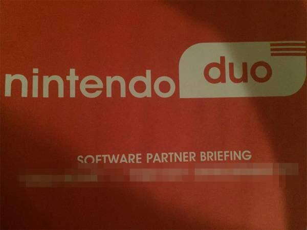 Nintendo NX se llamaría Nintendo Dúo