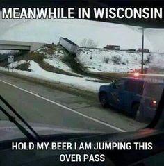 Redneck truck driver?