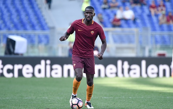 Chelsea agree Antonio Rudiger deal