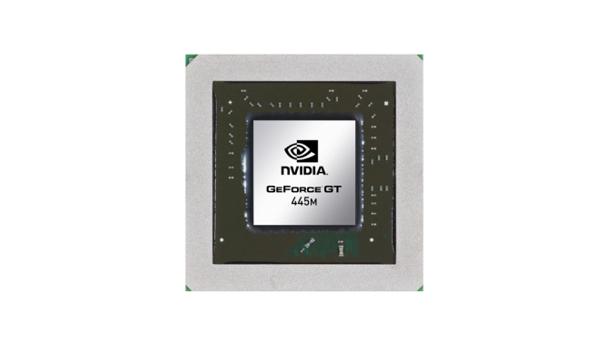 Nvidia GeForce GT 445M Driver Download