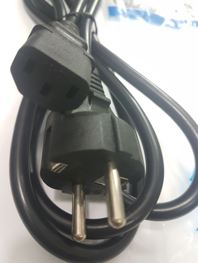 power cable computer black 1.8M