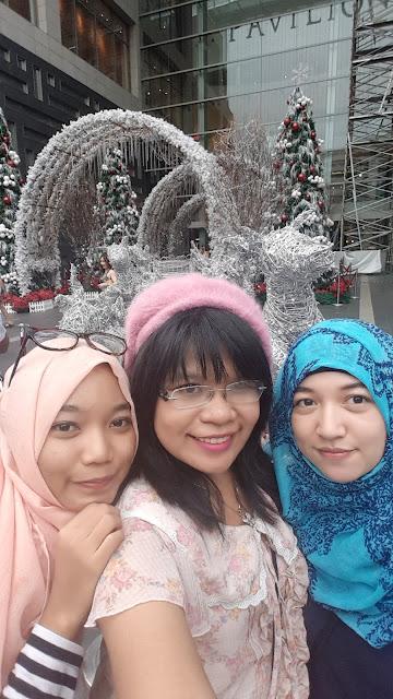 Shopping Street Kuala Lumpur