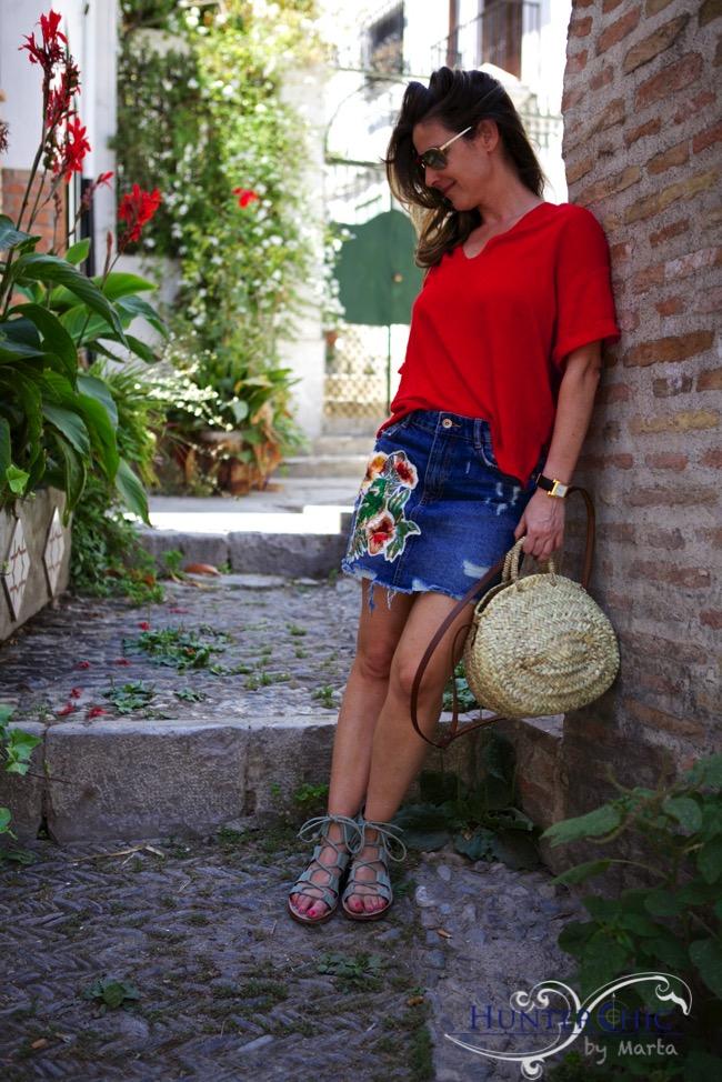 HunterChic by Marta-marta halcon de villavicencio-fashión blog-bloguera española