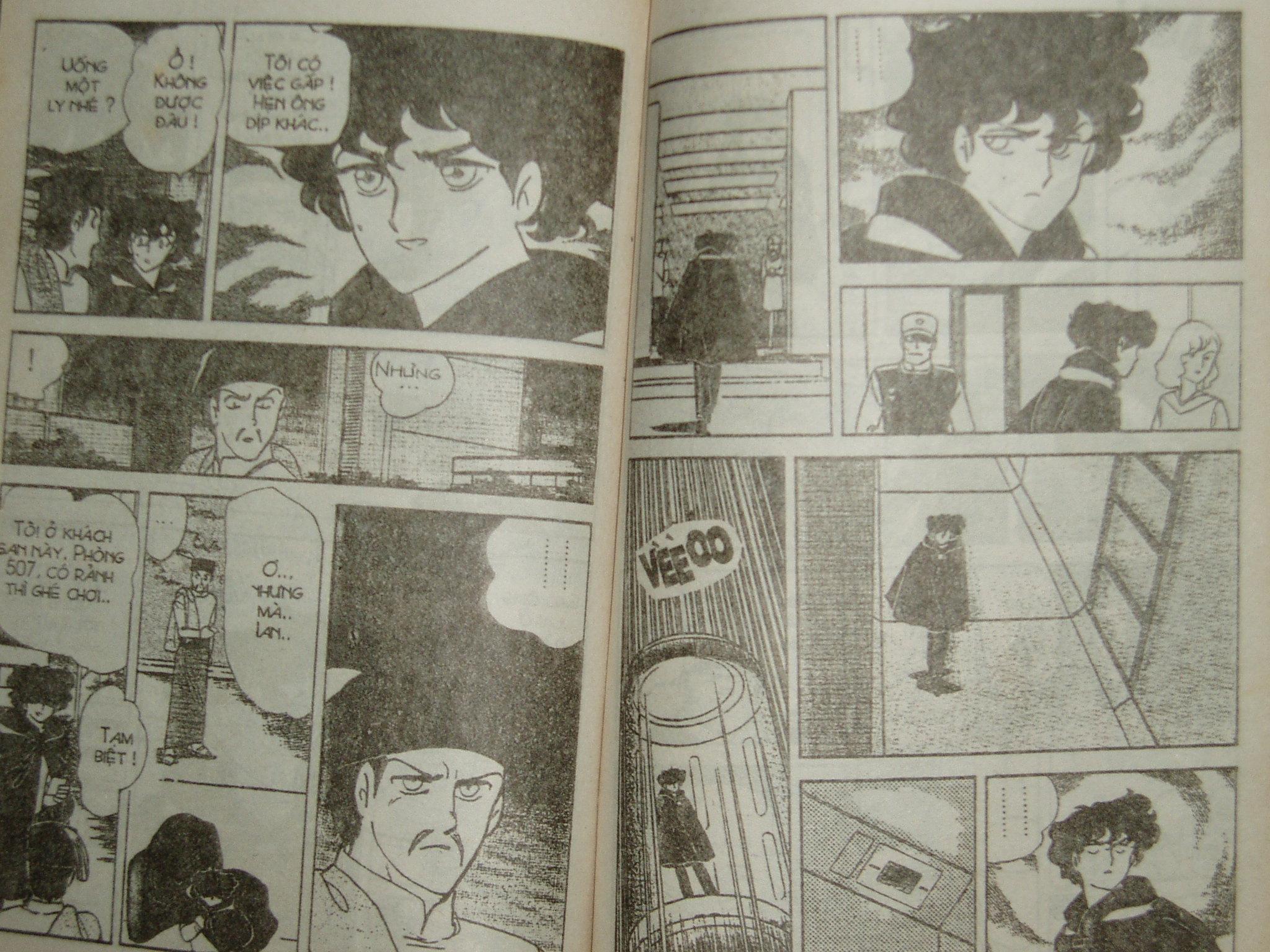 Siêu nhân Locke vol 14 trang 57