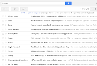 HOW TO BLOCK SPECIFIC EMAIL ADRESSES IN GMAIL