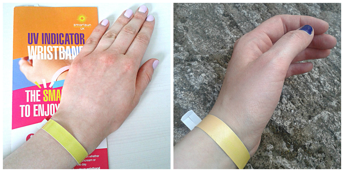 Smartsun UV Indicator Wristbands