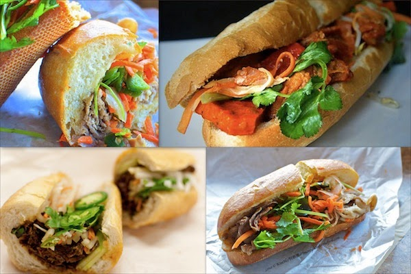 Is the banh mi the world's best sandwich? 1
