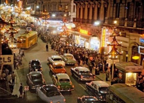 Χριστούγεννα στην Αθήνα 50 χρόνια πριν
