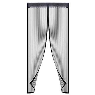 Magnetic Curtain Home Door Screen Mesh - Mysuntown