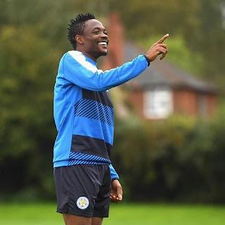 Ahmed Musa bids farewell to Leicester City to Al-Nassr of Saudi Arabia
