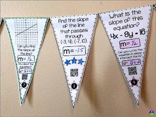 Slope math pennant