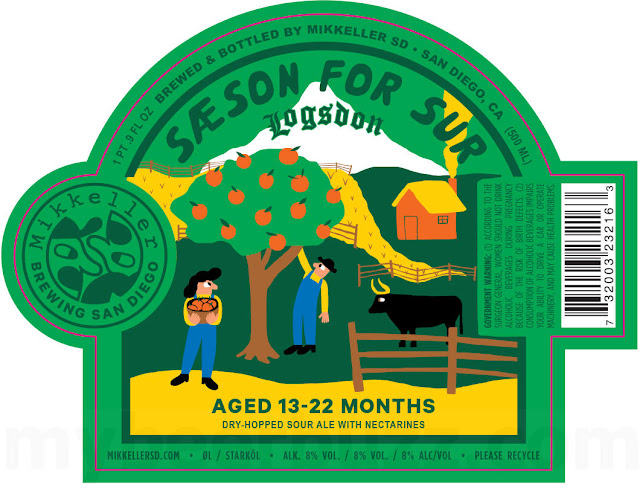 Mikkeller San Diego & Logsdon Collaborate On Sæson For Sur