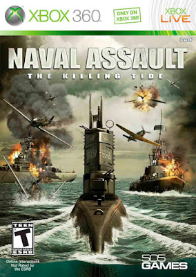 Naval Assault: The Killing Tide (LT 2.0/3.0 RF) Xbox 360 Torrent