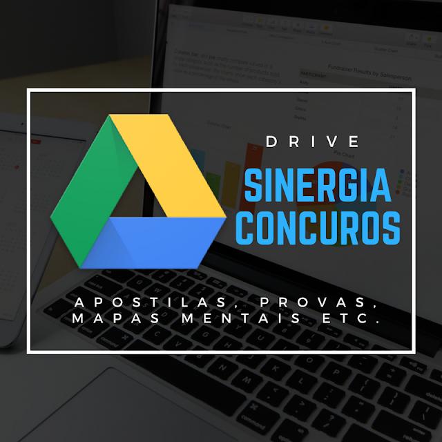 Drive Sinergia Concursos