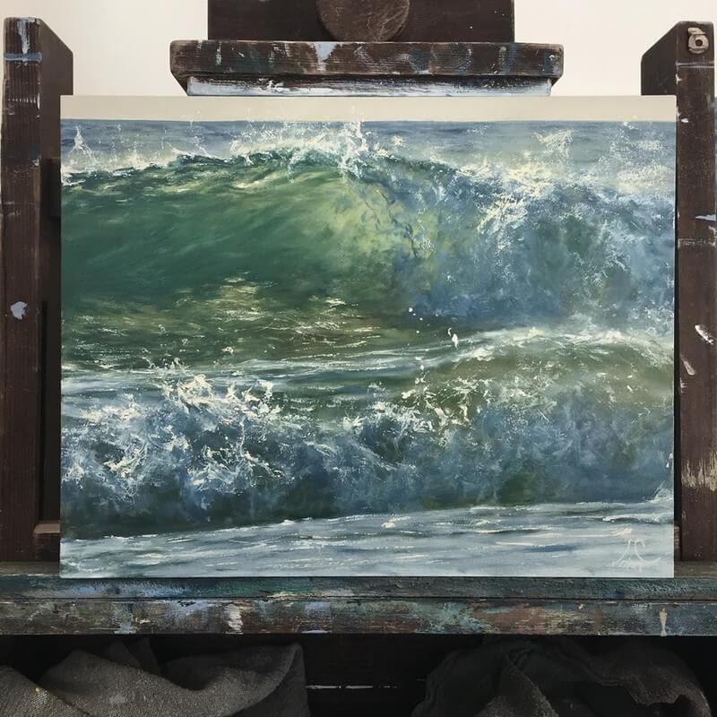 07-Irina-Cumberland-Realistic-Water-Paintings-www-designstack-co