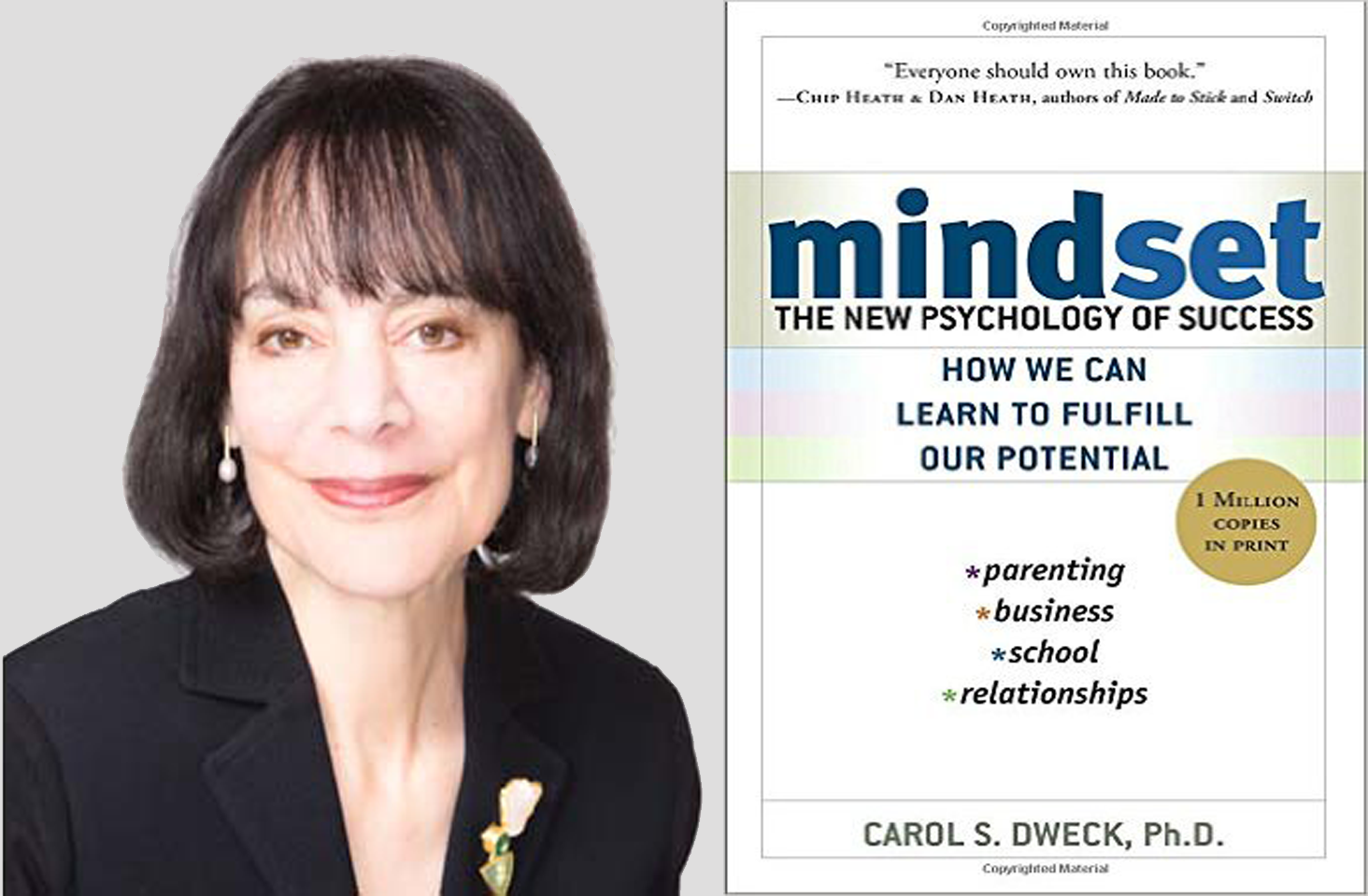 The Alabama Player: Book Review: Mindset, by Carol S. Dweck, Ph.D.