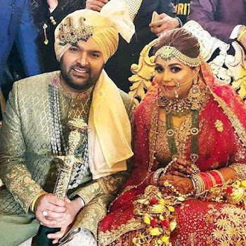 कपिल ने दूसरे दिन सिख रिवाज से की शादी, देखें तस्वीरें