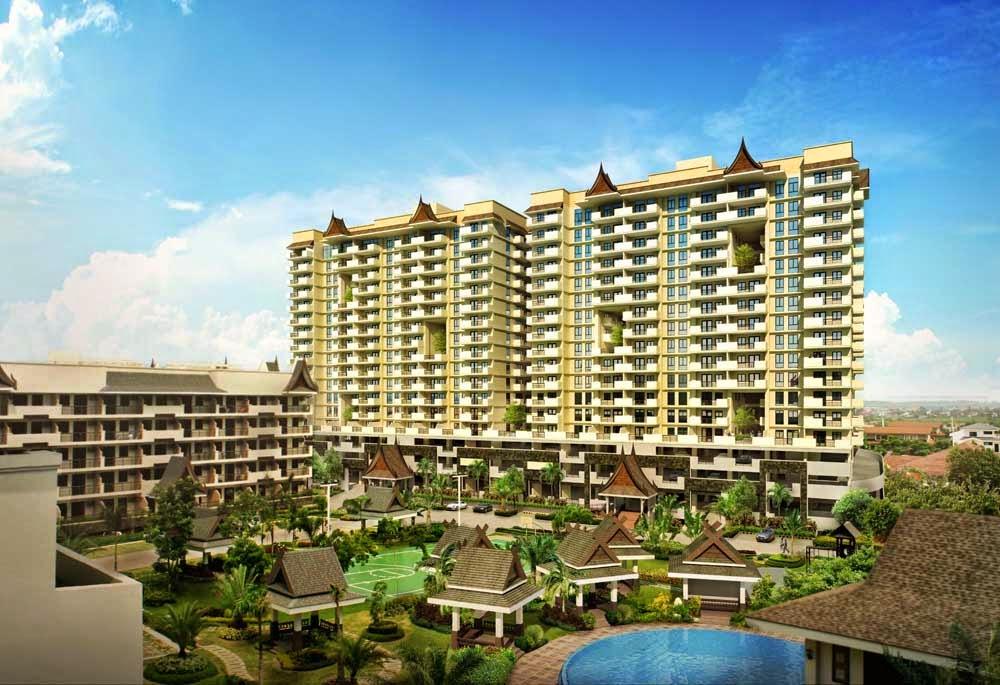 Royal Palm Residences High-Rise Building Facade