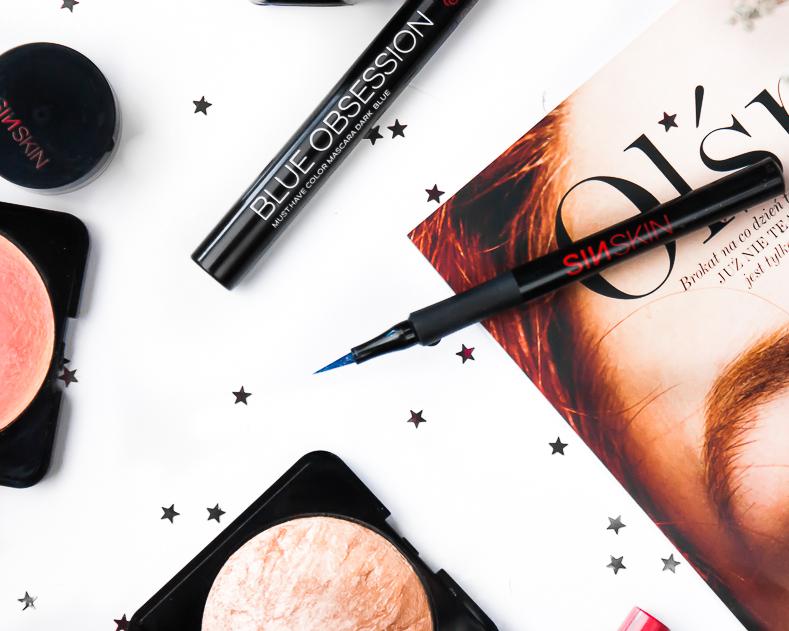 SIN SKIN - MUST HAVE EYELINER PENCIL eyeliner w pisaku sinskin blog opinie